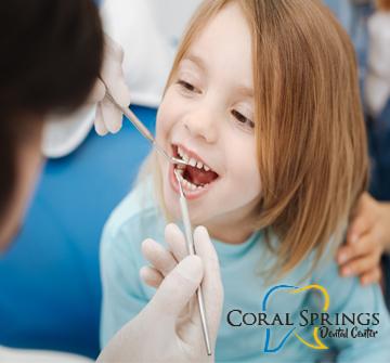 Kids Dentist Coral Springs