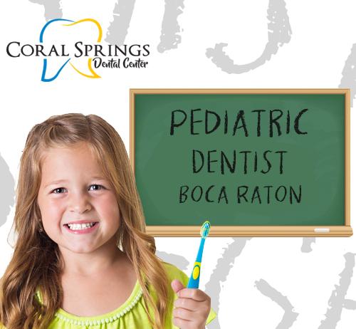 Pediatric Dentist Boca Raton