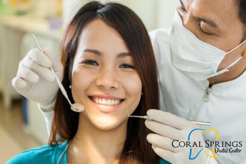 Cosmetic Dentist Coral Springs FL