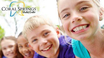 Pediatric Dentists in Coral Springs FL