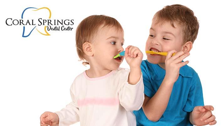 Coral Springs FL Pediatric Dentist