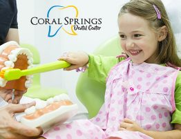 Pediatric Dentist in Coral Springs Florida