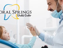 Pediatric Dental Care in Coral Springs