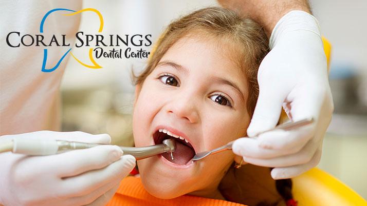 Kids Dentist in Coral Springs