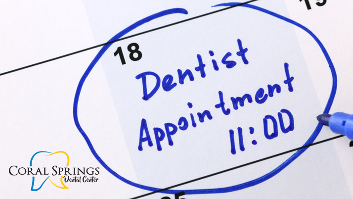 Coral Springs Dentist Appointment