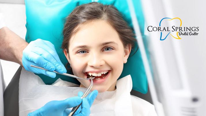 Find a Pediatric Dentist Coral Springs